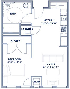 Wesley at New Albany Ash Floor Plan