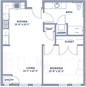 Wesley at New Albany Buckeye Floor Plan
