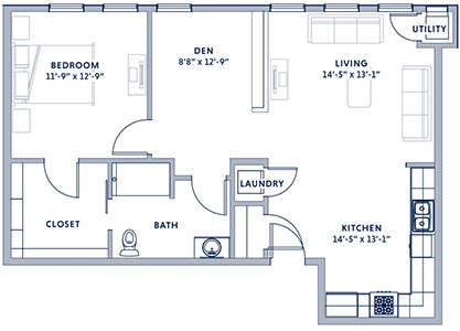 Wesley at New Albany Cypress Floor Plan